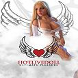 Hot Live Doll Logo